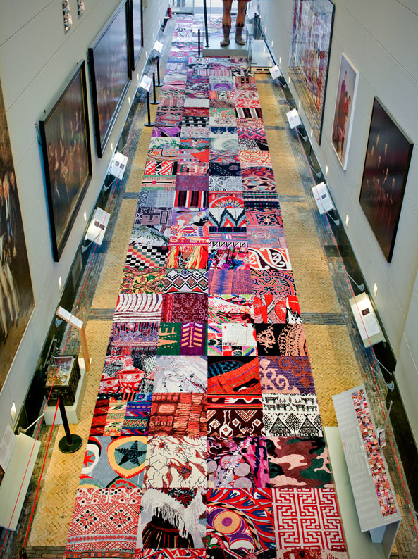 My Town, Amsterdam Museum, permanent installation, 2012 -