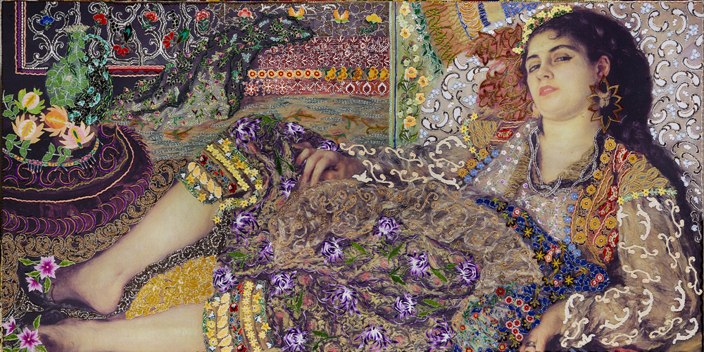 On Victorian and Oriental Women nr 4 130x262cm.jpg