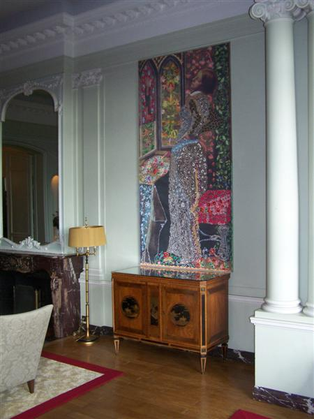 No. 1, Residence of the Dutch Ambassador, Brussels