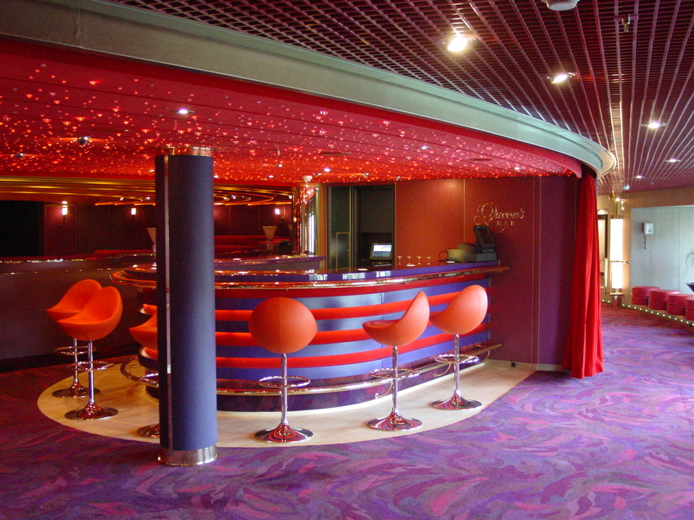 MS Westerdam, alternative theatre