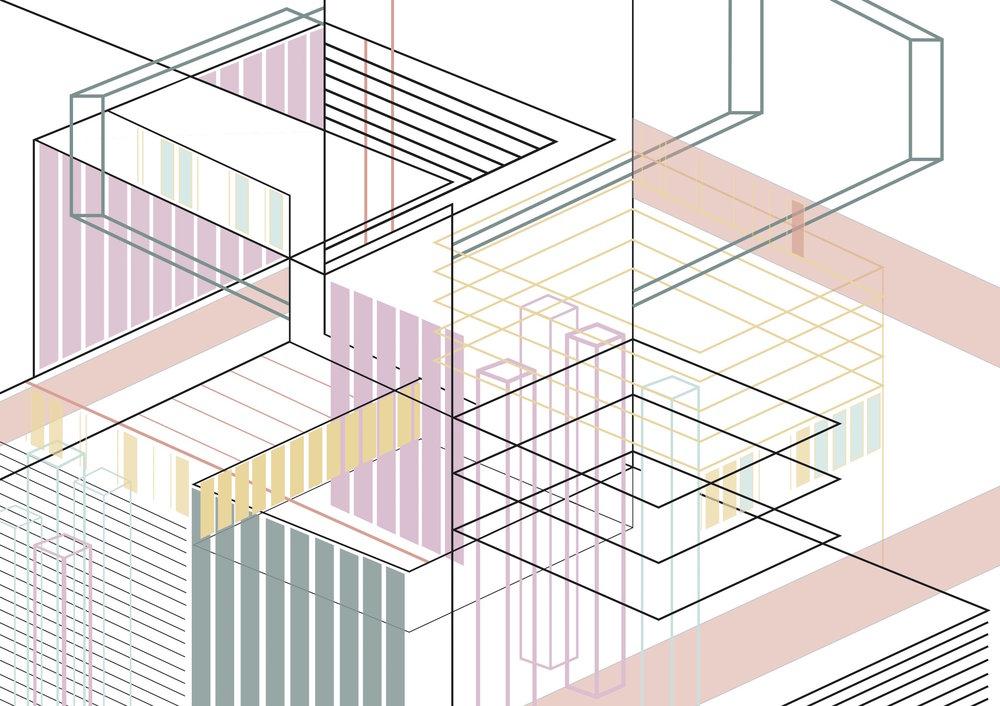 'My Urban Utopia I', 2016
