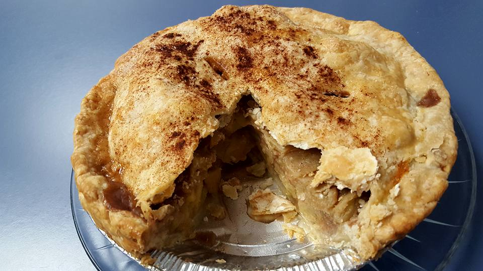 Mama Bear's Apple Pie