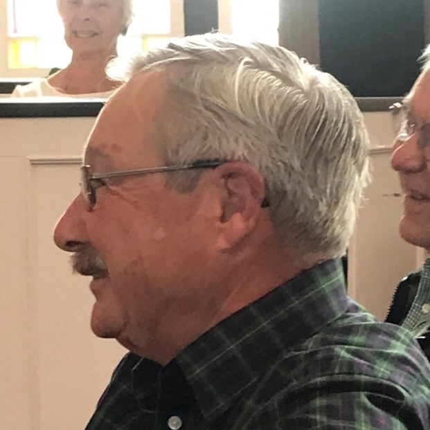 Don Hollingsworth and Alan Dybas, Builders of the Church, who have devoted themselves to church maintenance, physical plant, and electronic audio services;