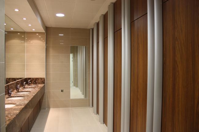 Fin Washroom