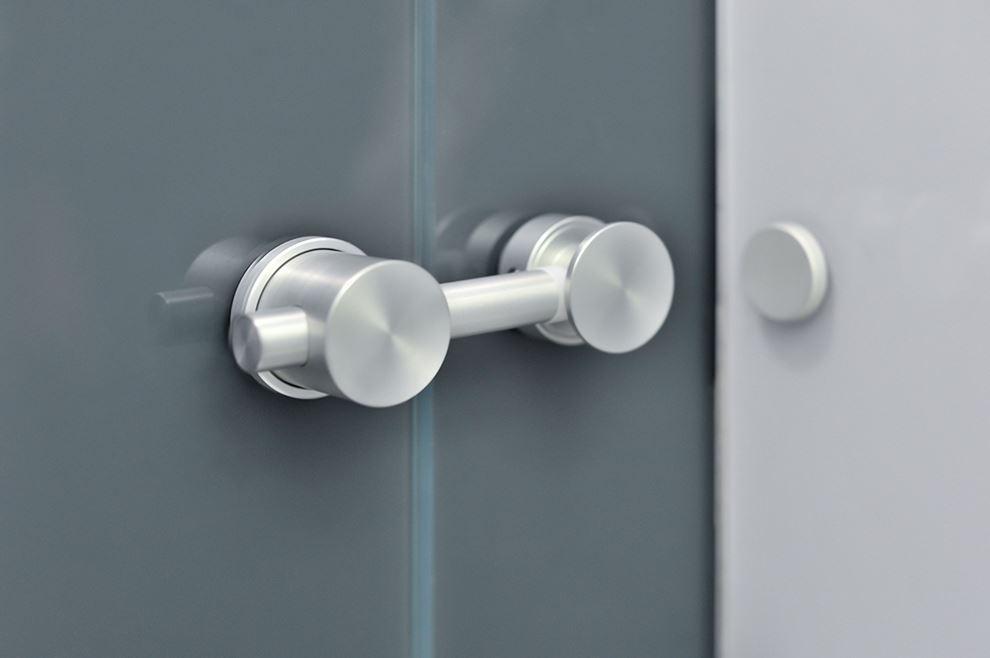 Bespoke Aluminium lock