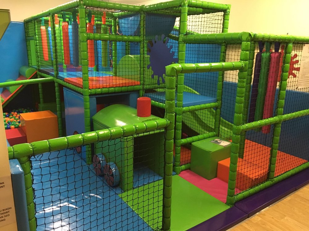 Isle of Harris Tigerplay soft play