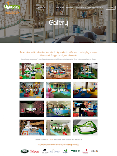 Browse the range of categories in our gallery.