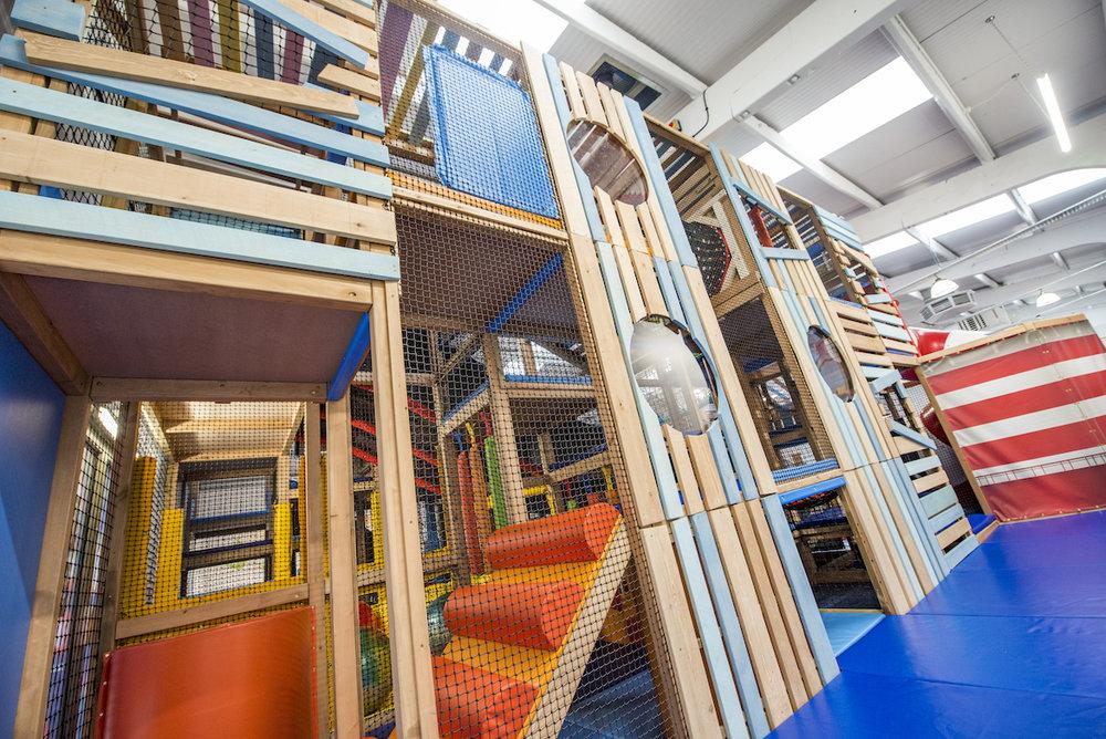 play centres -