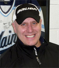 Coach Dave Bauer - Dave has worked with mini-mites through College Hockey and has been involved with various youth programs throughout the east coast.
