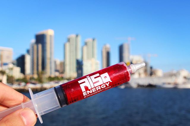 Life is about adventure. Take a RISQ! @roycerendon kicked off his summer with a Memorial Day spent off the coast of San Diego enjoying the finest booze in California. Hard to top that! #RisqEnergy #PartyWithUs