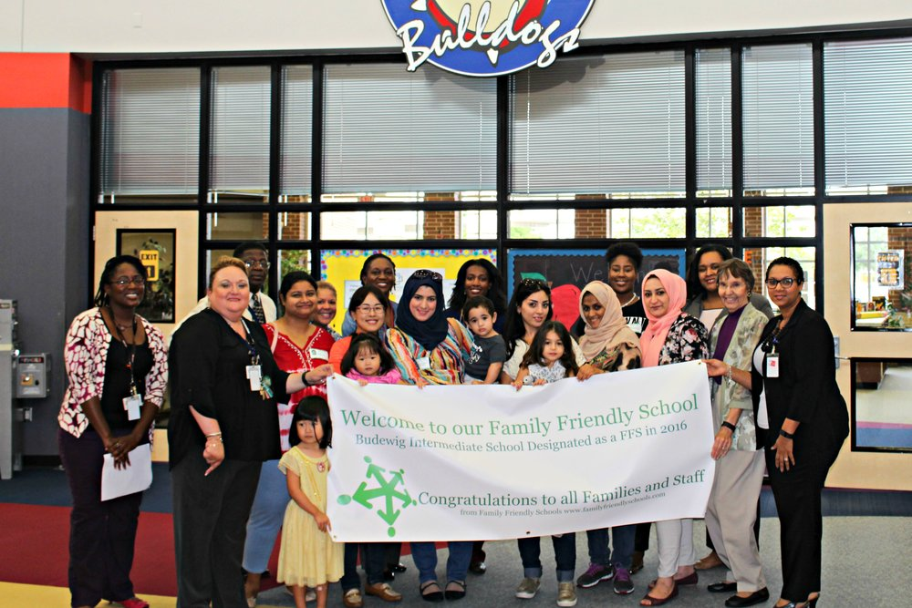 Budewig Intermediate School, Alief ISD, Houston, TX