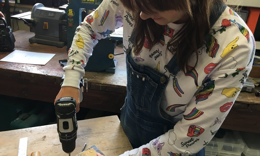 Start a conversation - with each purchase a young person in a disadvantaged area will be able to access a maker session free of charge
