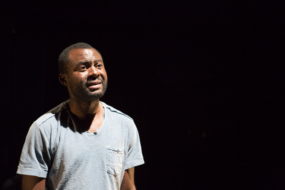WNPR - Congolese Actor Toto Kisaku On How Theater Saved His LifePhoto Credit: Judy Sirota Rosenthal