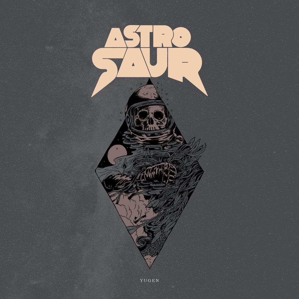 Astrosaur Yugen Robert Høyem