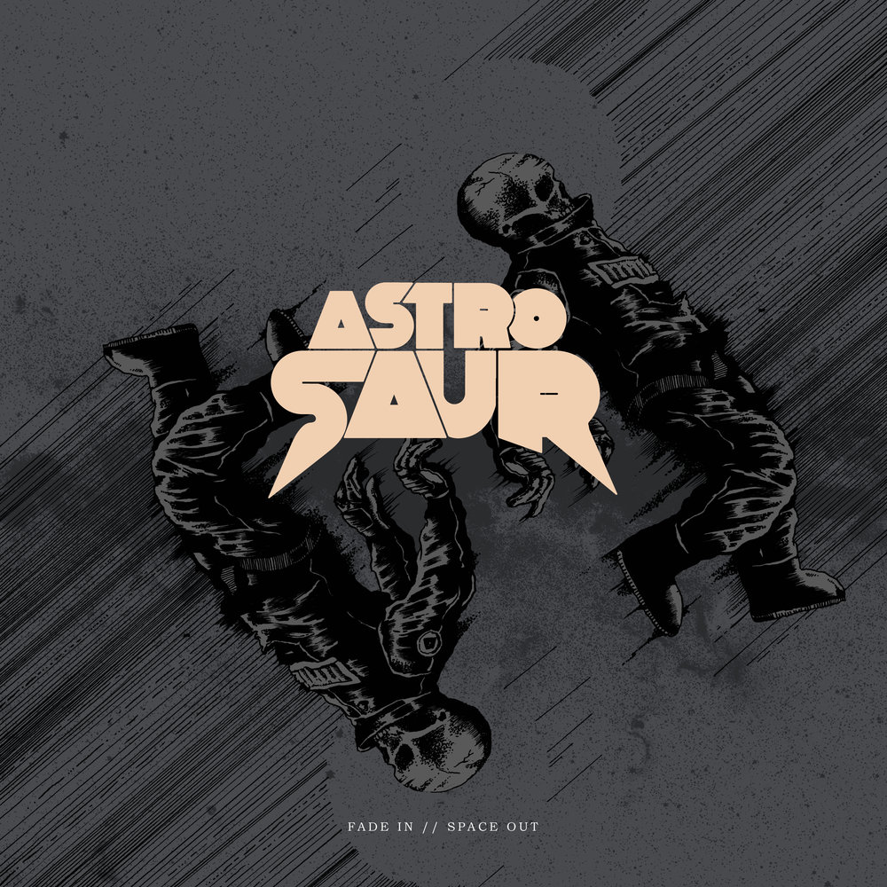 Astrosaur Fade In // Space Out Robert Høyem