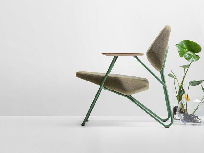Prostoria Polygon Fauteuil : Eos we design solutions fauteuils