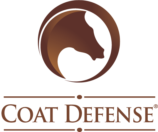 Coat Defense - Treats & Prevents Rain Rot | Mud Fever | Scratches | Sweet Itch | Rainscald