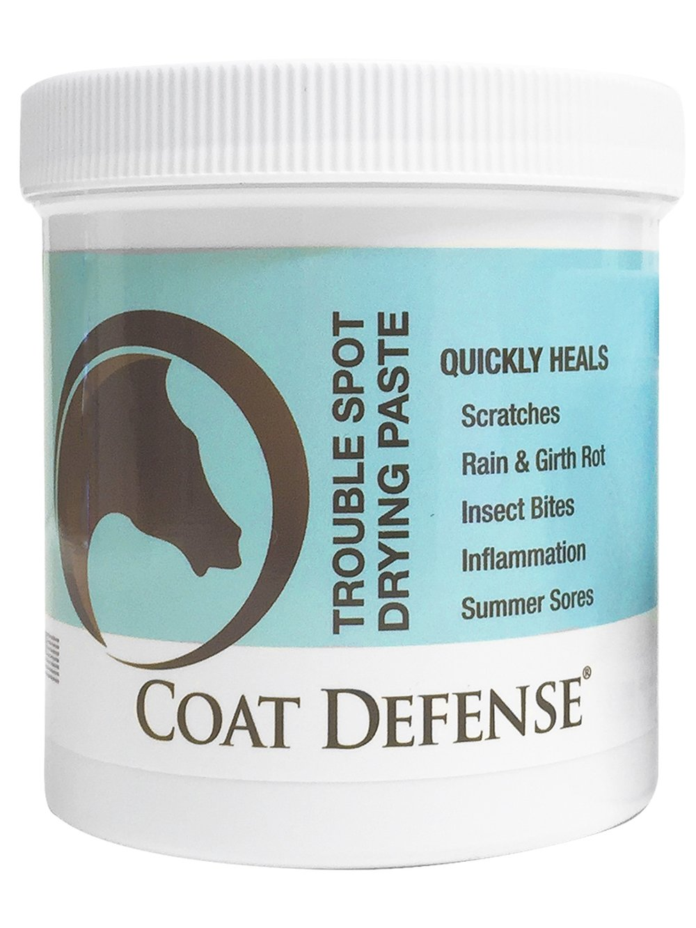 Trouble spot drying paste - How to use COAT DEFENSE® TROUBLE SPOT DRYING PASTE.