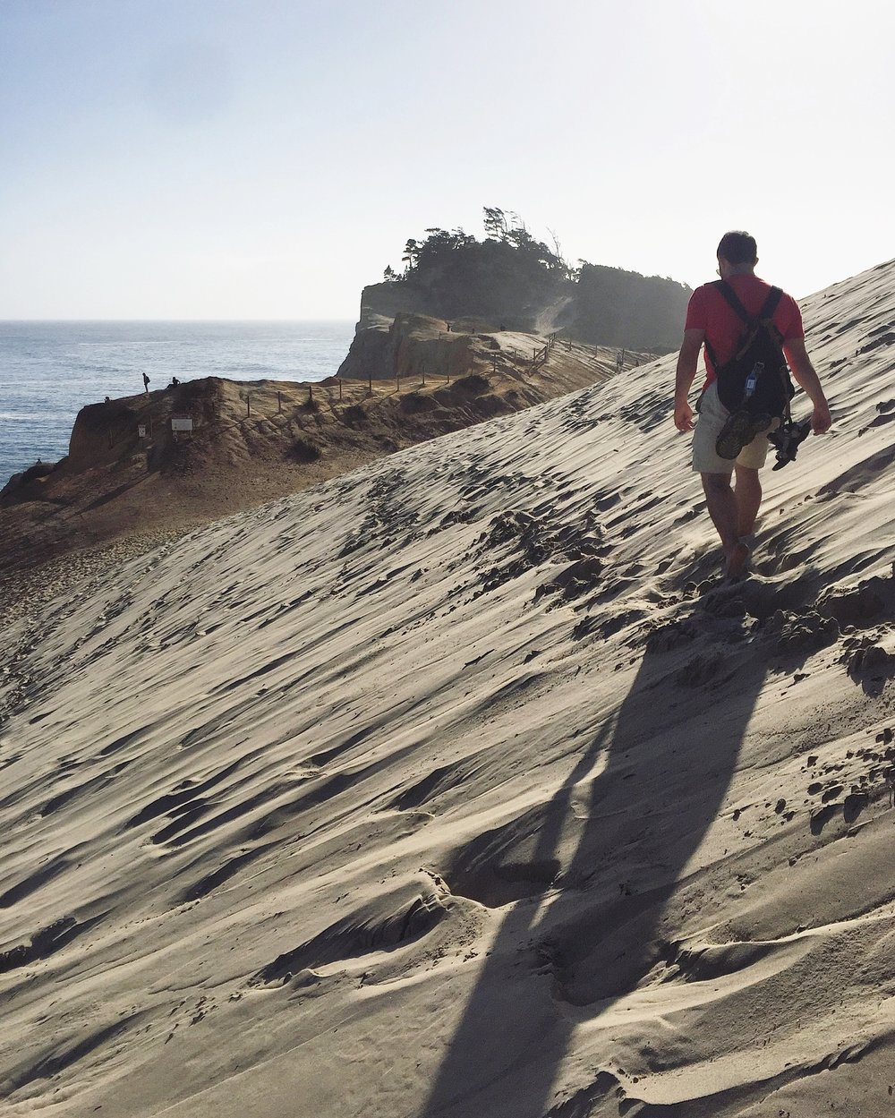 Portland 3 Day Adventure Itinerary cape kiwanda