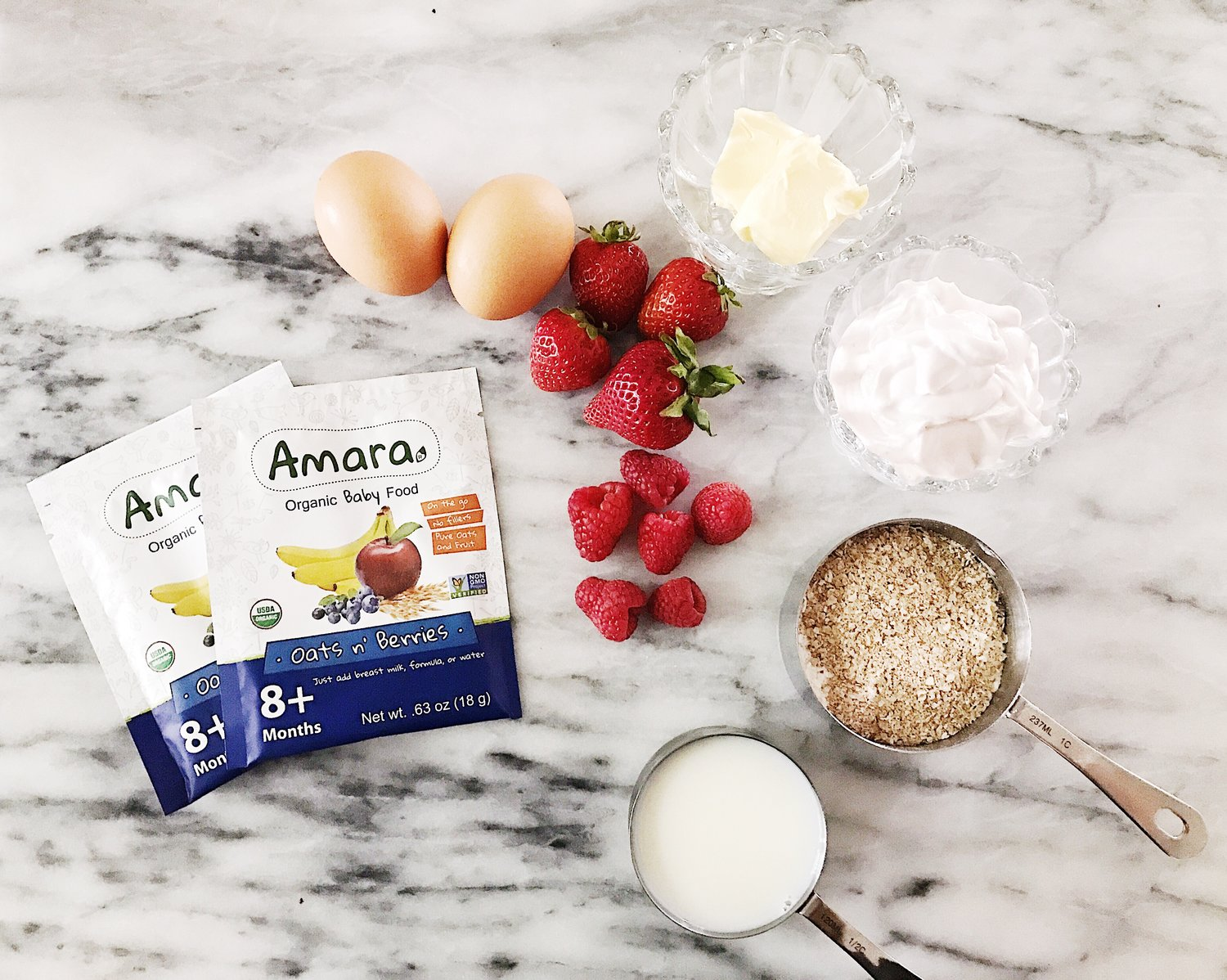 Amara Oat Berry Recipe