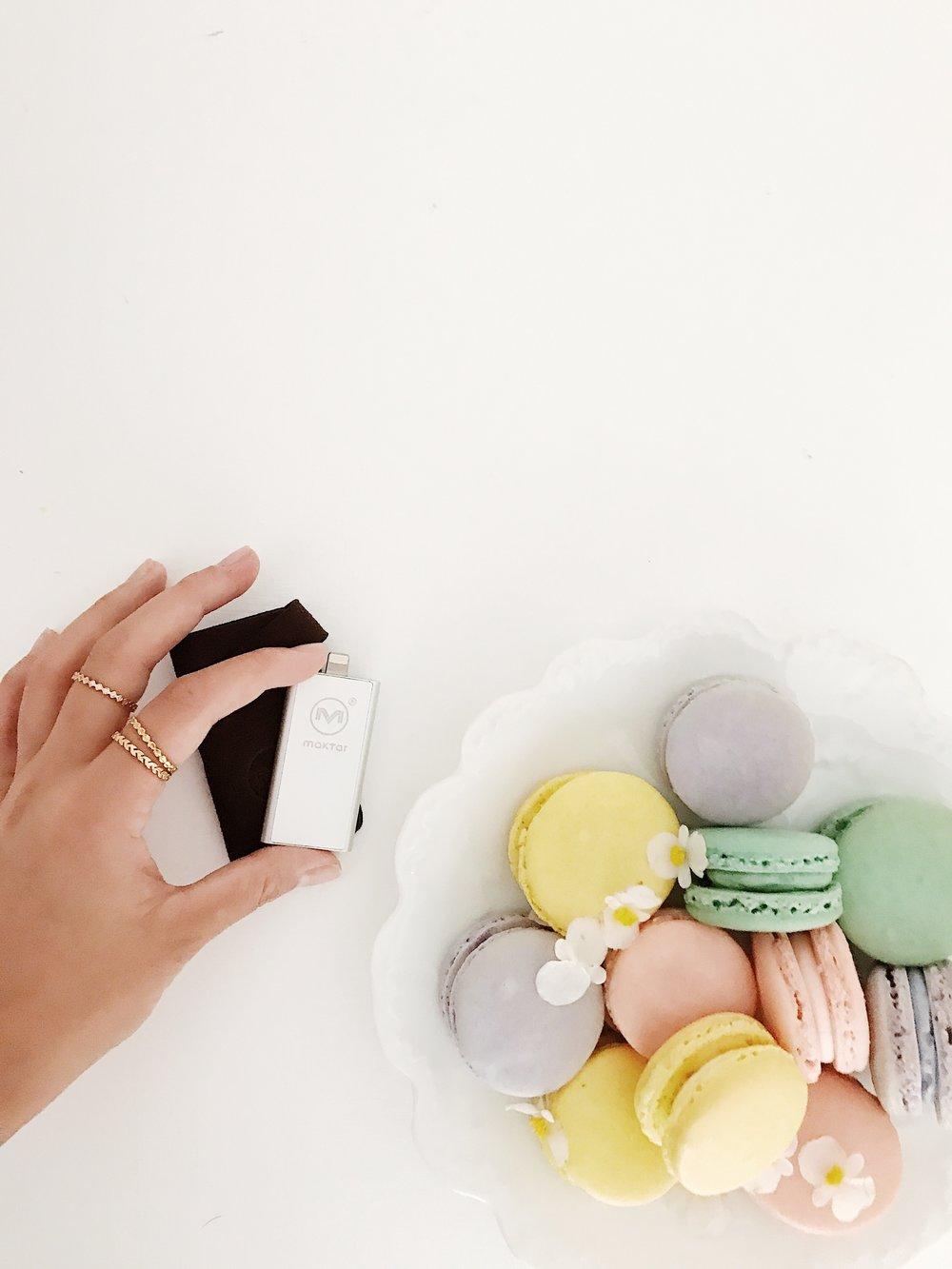 Piconizer iphone memory stick expander addition
