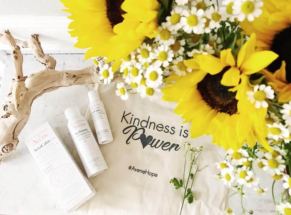 Avene Kindness is power kit bullying awareness