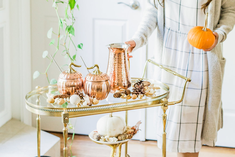 How to Easily Bring Thanksgiving Décor into Every Room Pier 1 review fall