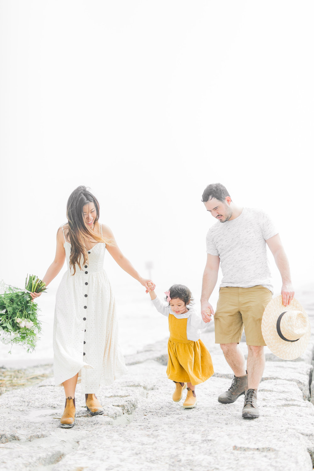 Galveston Family Session Styled Photoshoot