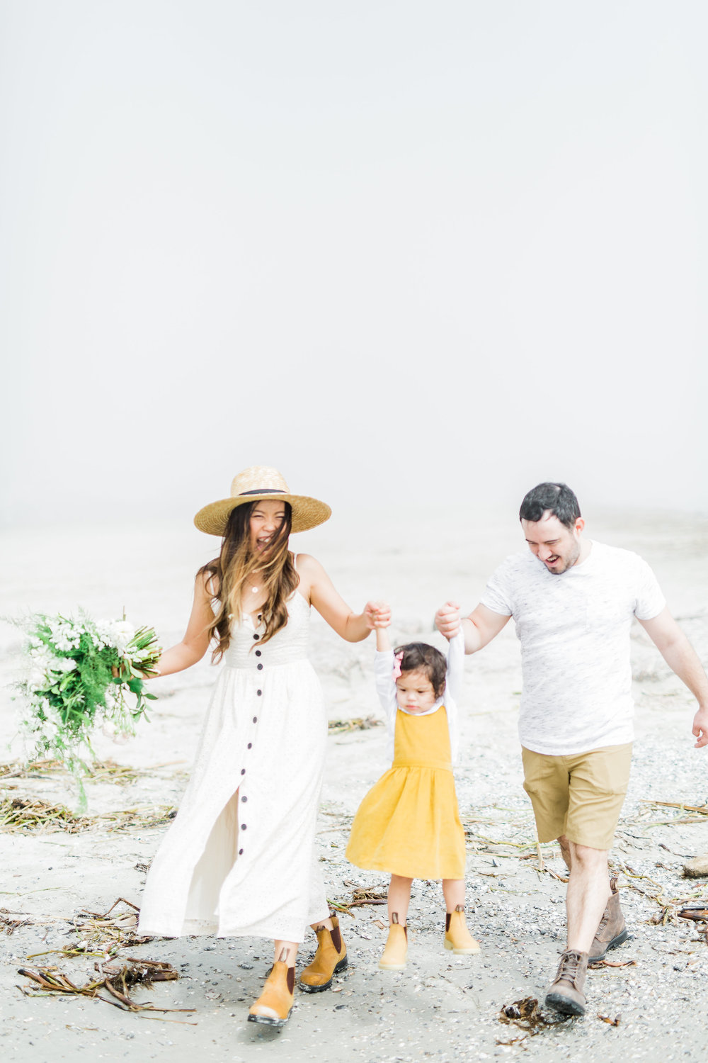 Galveston Beach Family Session Houston Baby Photographer Blogger
