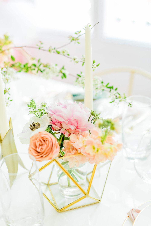 Olivia and Oliver Gold, Blush and Greenry Plants Gilded Garden Styled Bridal Shower Brunch with Bed Bath Beyond gold blush wedding bridal shower inspiration Joyfullygreen18.jpg