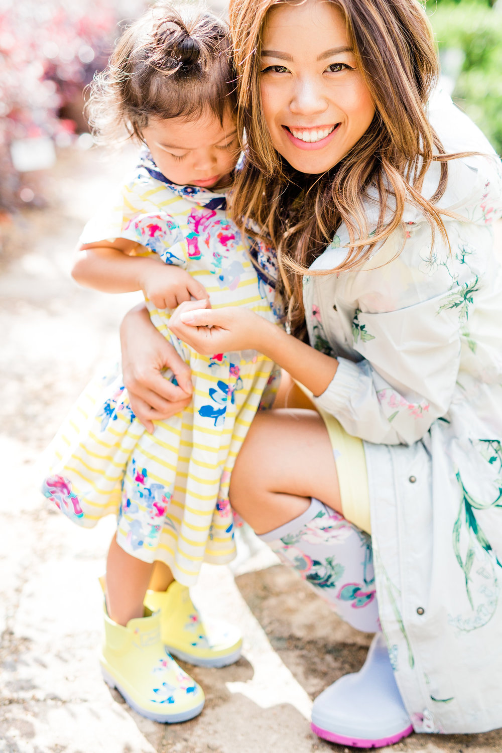 Garden Inspired Summer Mommy And Me Outfit Ideas Joyfully Green