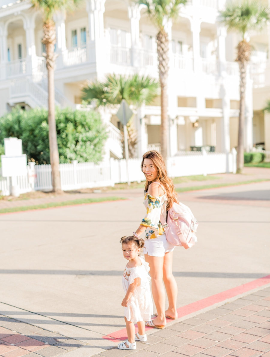 Finding The Right Preschool for your child and 3 tips to make their first day tear free Galveston Beach Texas