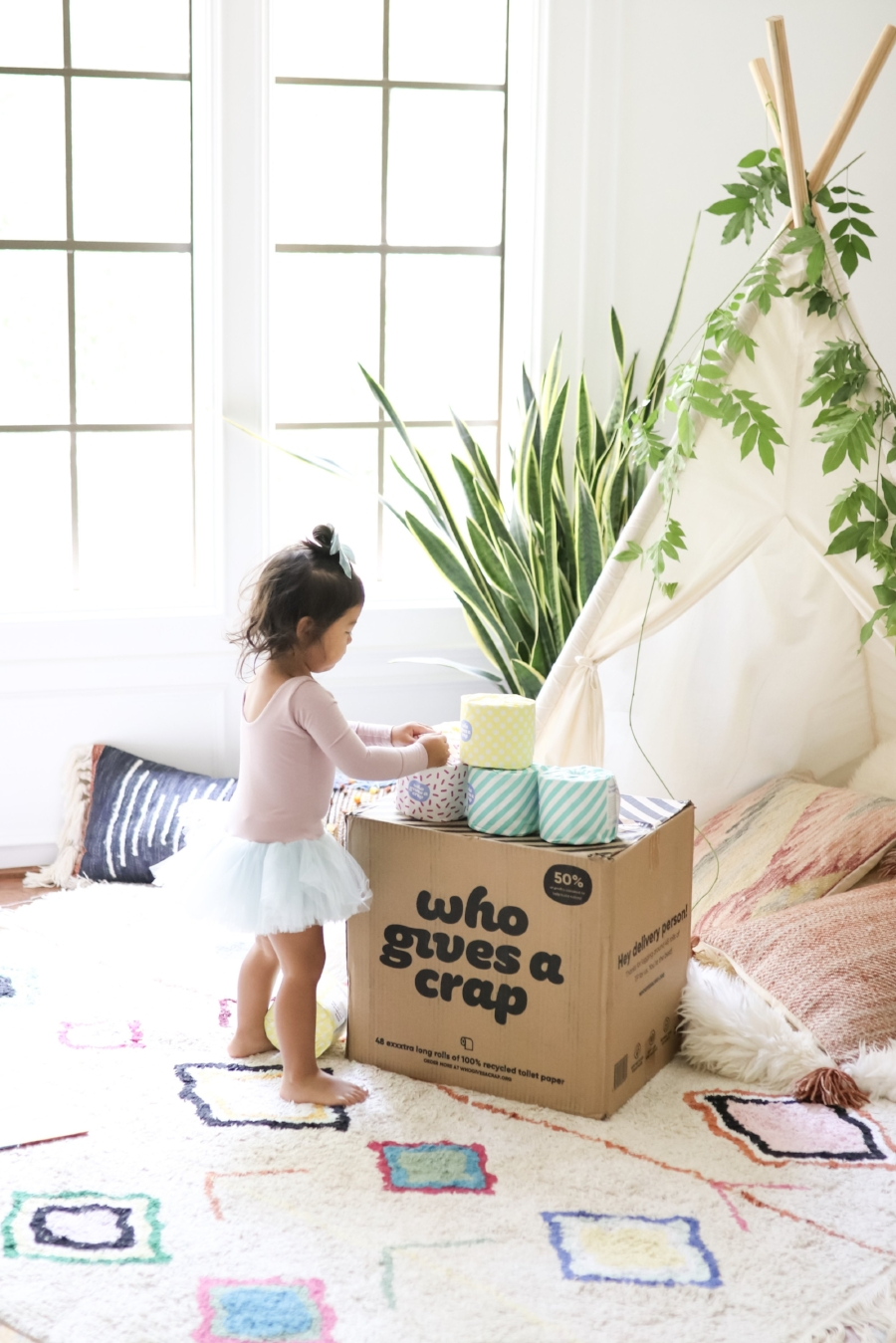 Healthy Living Mom Blog Joyfullygreen Recycled toilet paper