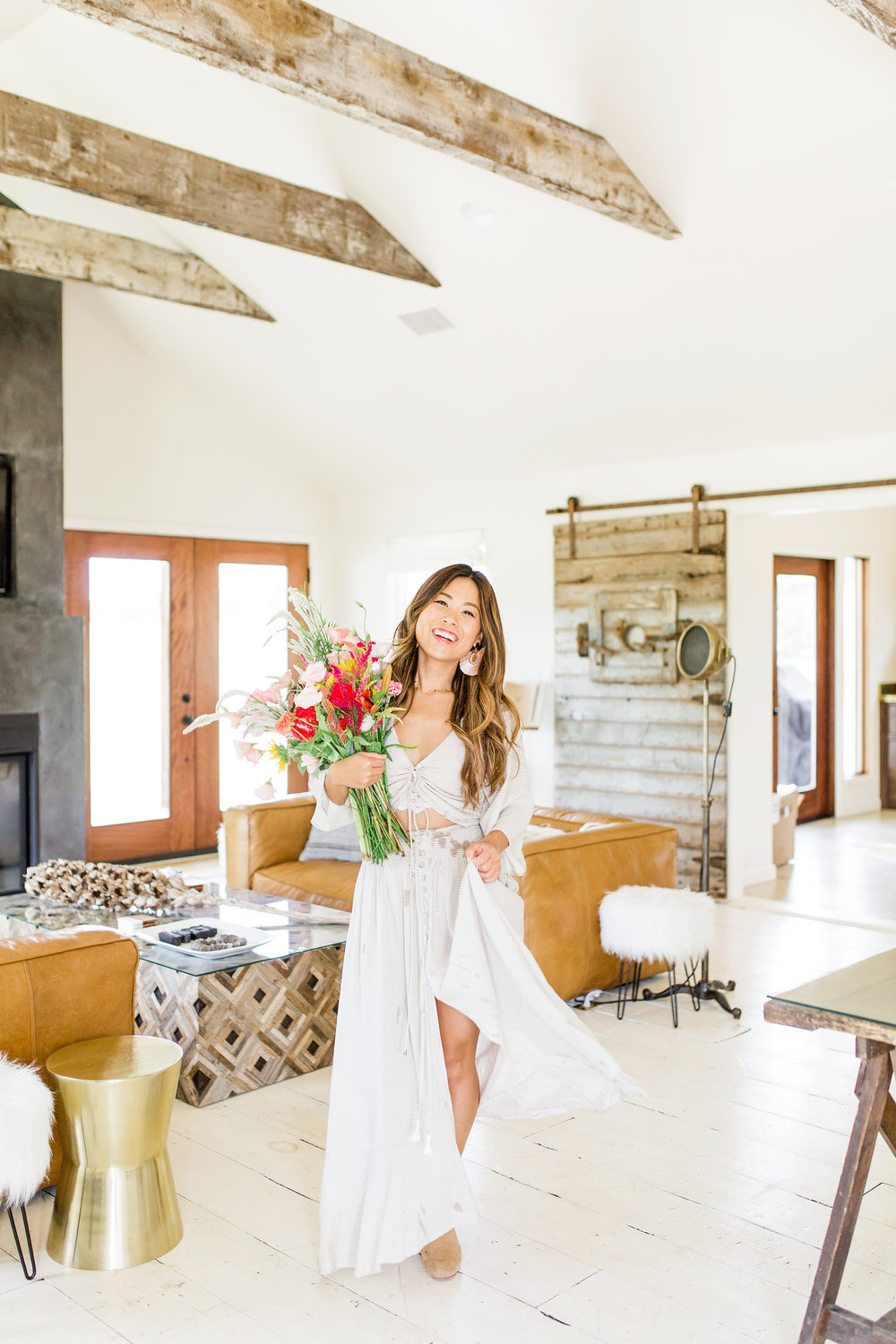 Home Decorating Tips for Beginners, Buy this Not That Boho Modern Farmhouse Living Room Shiplap