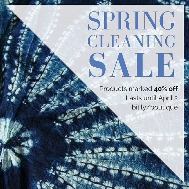 Sale extended!!!! One week is never long enough to spring clean and spruced up your home. Secret 🛒 code: ILOVESPRING