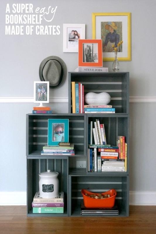 8. Bookshelf