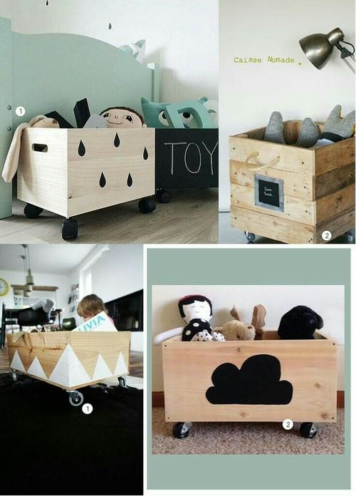 15. Toy box