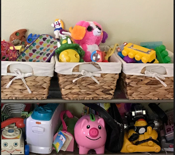 baskets for toys