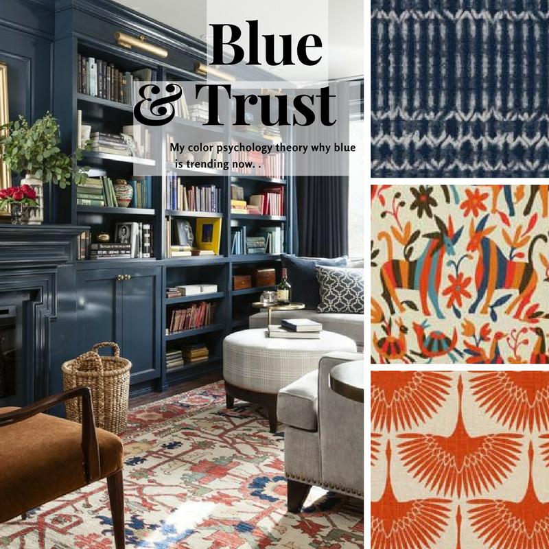 blue & trust