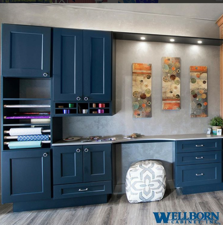 My favorite cabinet manufacturer. @wellborncabinet