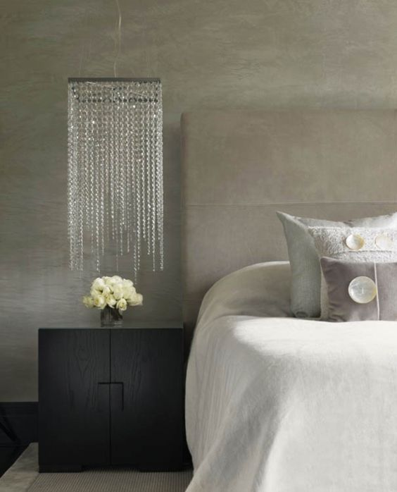 Kelly Hoppen bedroom design
