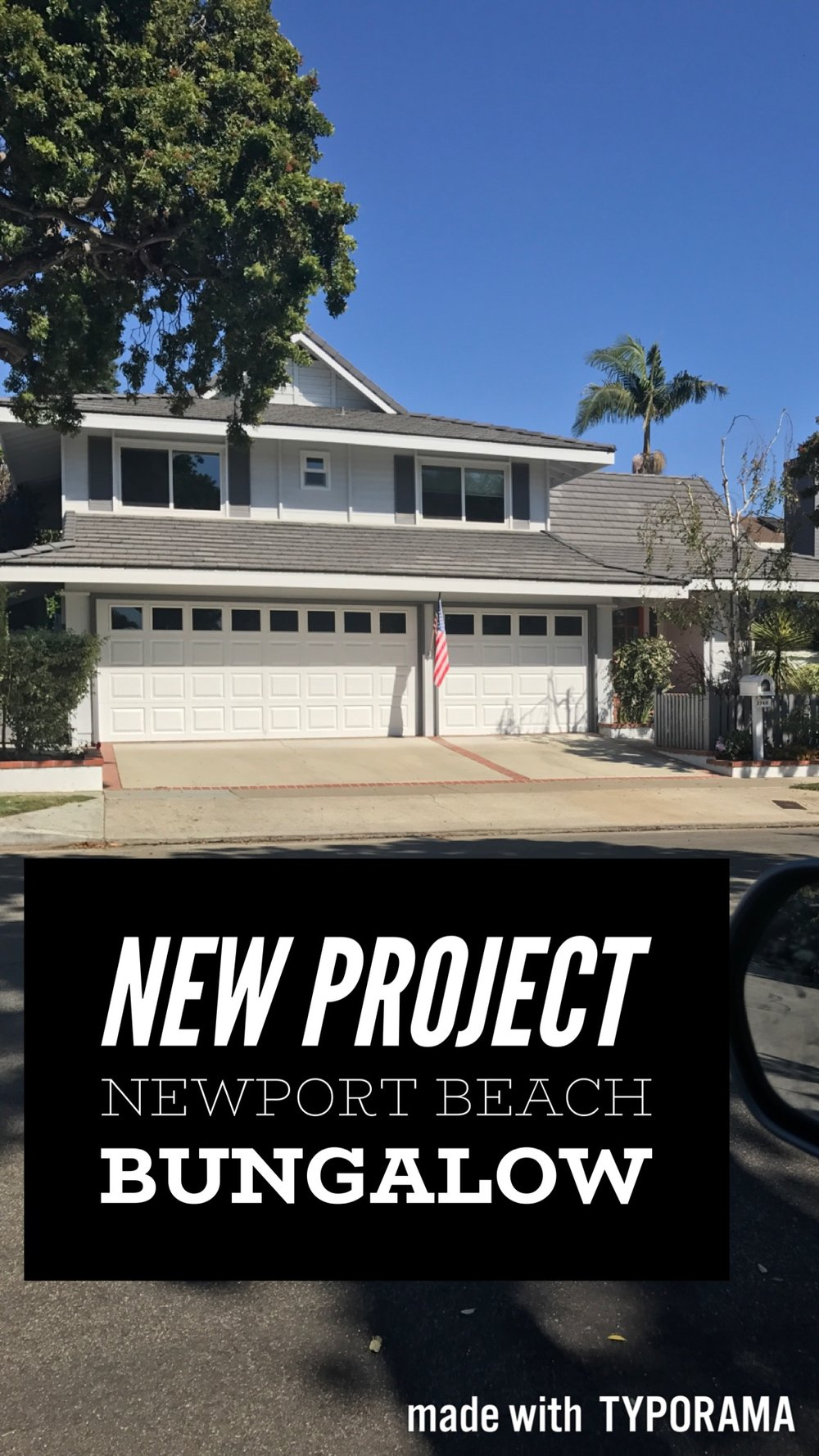 Newport Beach Home