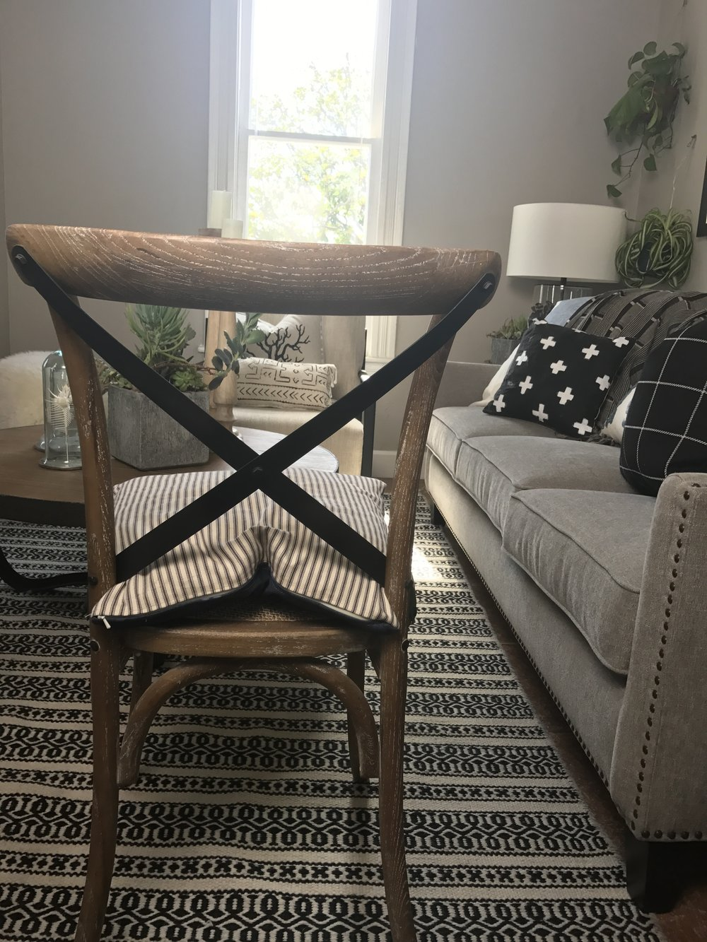 farm dining chair