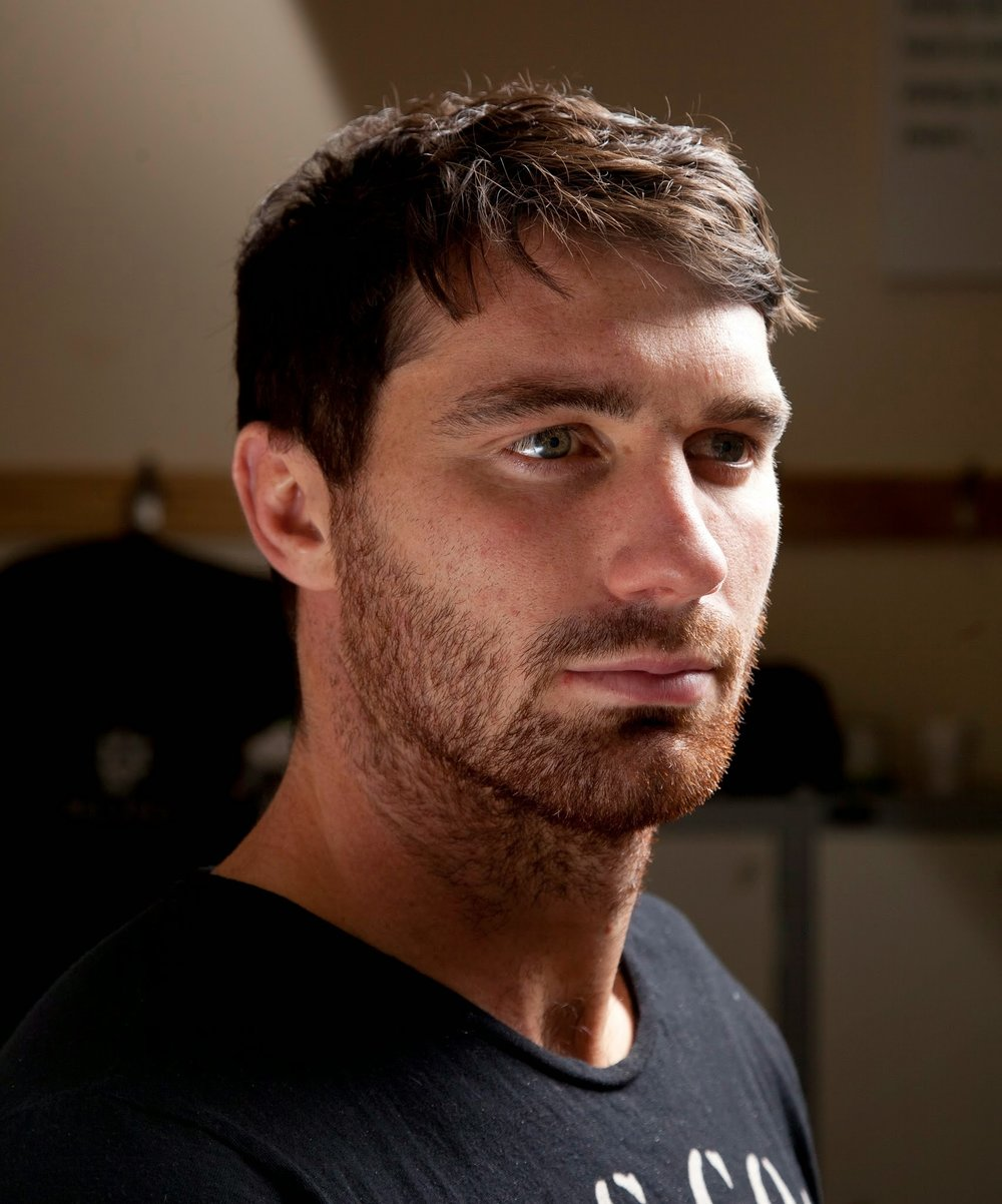 Matty Smith - Rugby League player for Wigan Warriors, St Helens