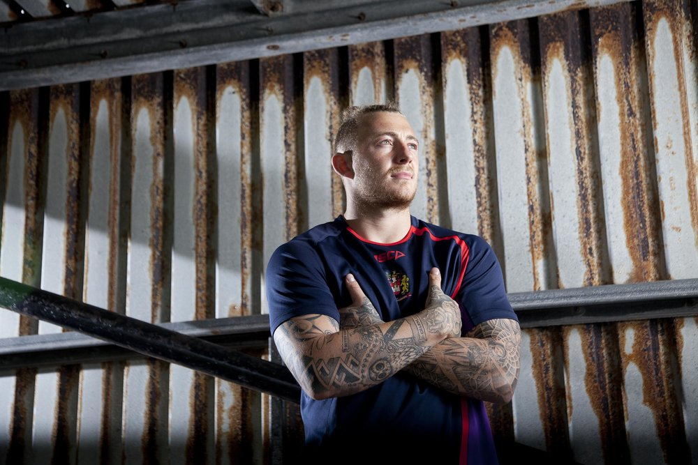 Josh Charnley - Wigan Warriors, Sale Sharks, England Rugby