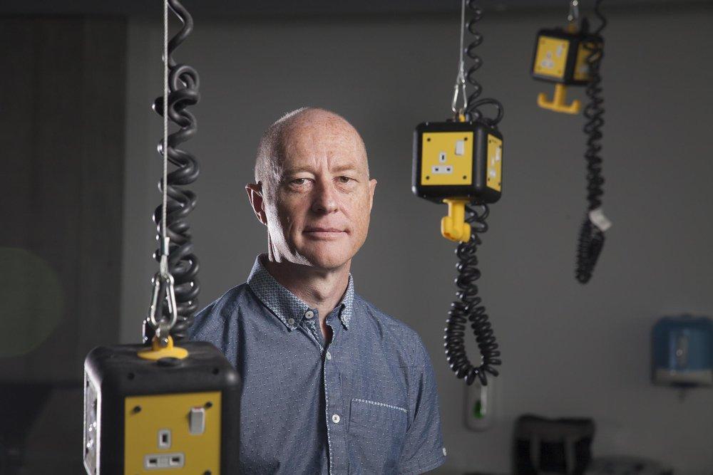 Professor James Selfe