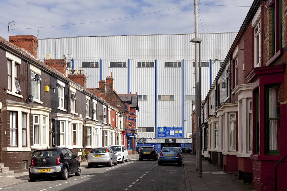 Goodison Park, Liverpool - Documentary Photography