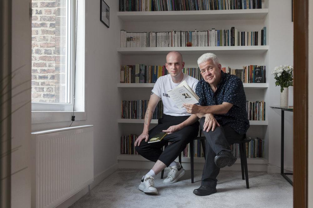 Ian & Andrew McMillan