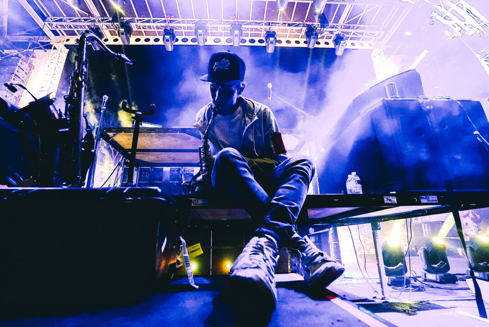 Artist: Griz  Venue: Granada, Lawrence Kansas  Event Photography and Video