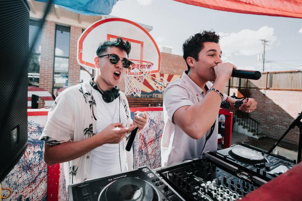 Artists: Austin Mahone and Codeko  Location: Phoenix, Arizona  Event Photography and Video